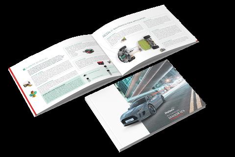 Cover company catalog - Melexis