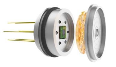 Oil-filled pressure sensor solution