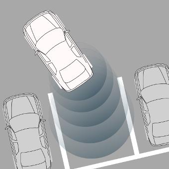 Park assist and parking sensor system - Melexis