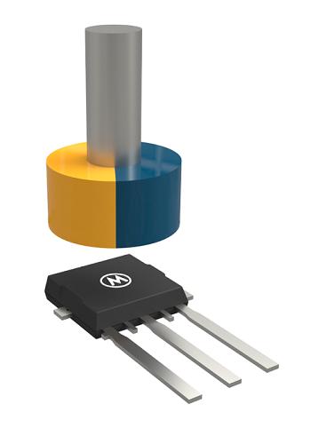 Triaxis TSSOP16 on PCB - Melexis