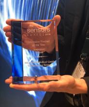 Melexis named 2019 Best of Sensors Award winner