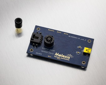 MLX90640 evaluation board - Melexis