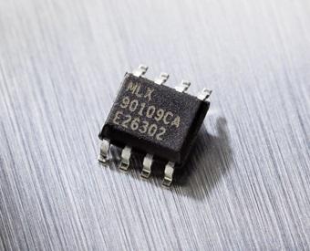 MLX90109 125kHz RFID Transceiver