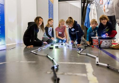 STEM project in Tessenderlo - Melexis