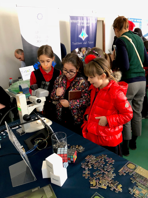 Melexis Sofia supports STEM